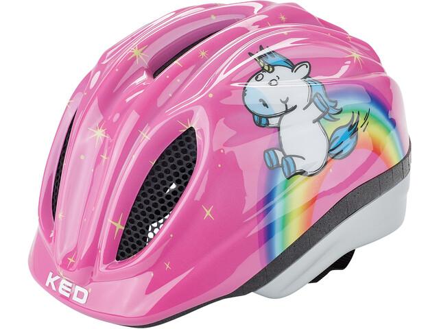 KED Meggy Originals Helmet Barn unicorn